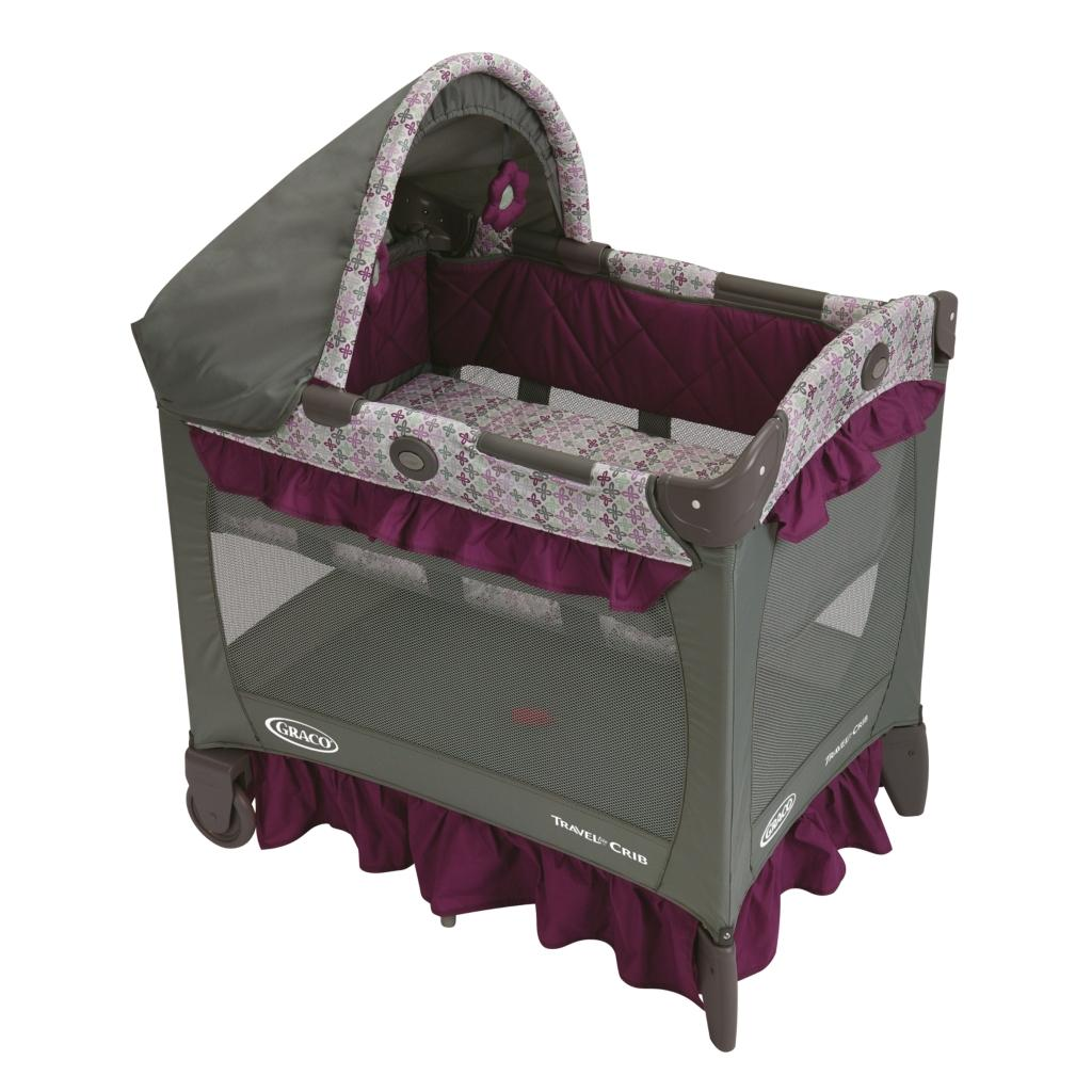 Graco travel lite crib nyssa baby for Portable bassinet