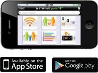 NETGEAR genie mobile