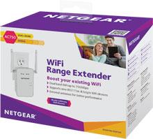 AC750 Wi-Fi Range Extender (EX6100)