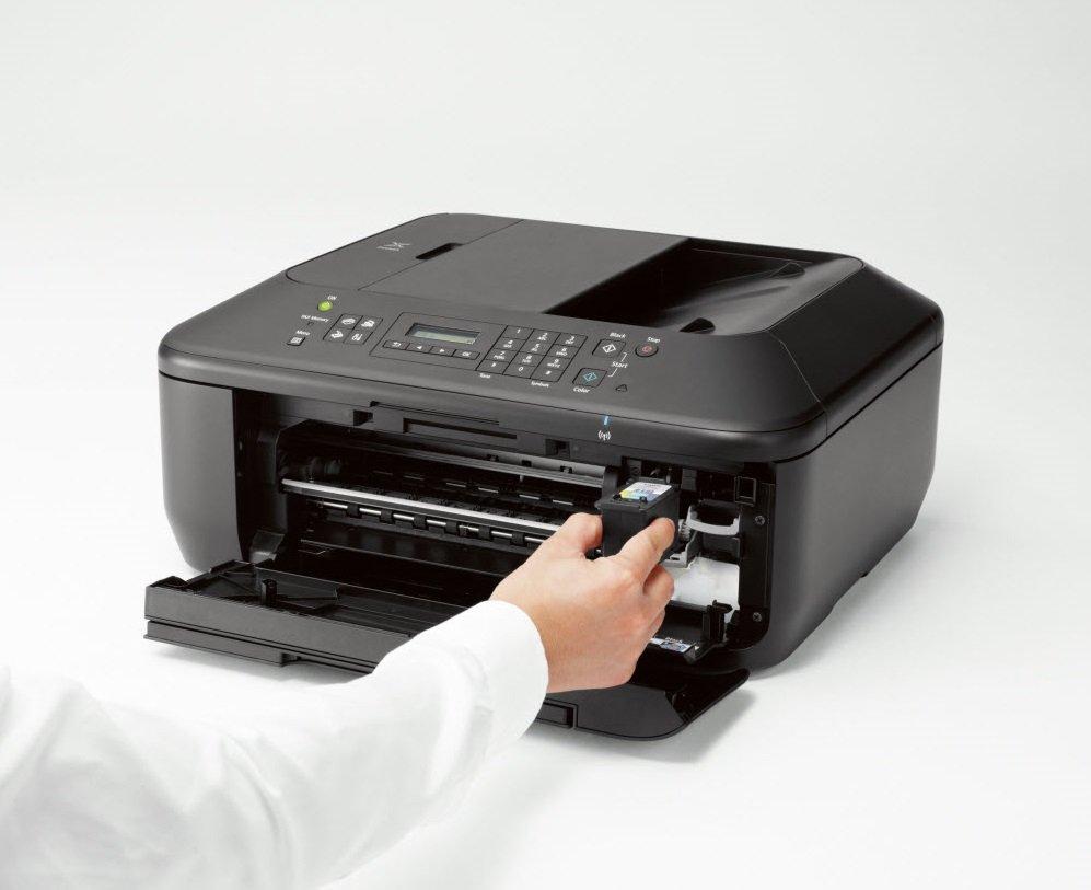 Amazon.com: Canon PIXMA MX472 Wireless All-In-One Inkjet Printer