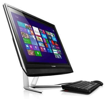Lenovo IdeaCentre C560 23-Inch All-in-One Touchscreen Desktop (57324512)