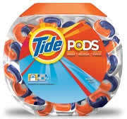 Amazon Com Tide Pods Laundry Detergent Ocean Mist 72