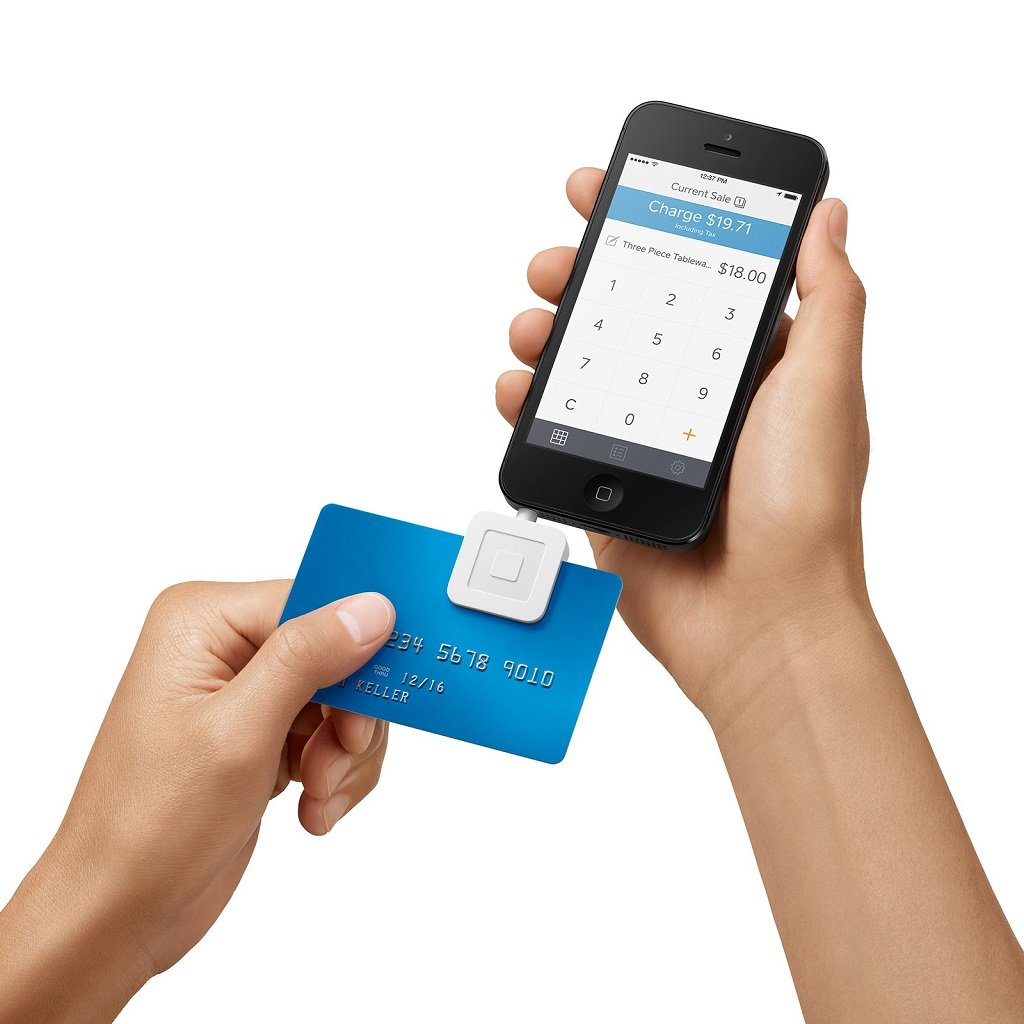 Amazon Com Square Reader For Iphone Ipad And Android