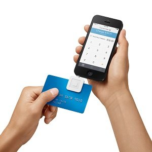 Square Reader mobile card reader
