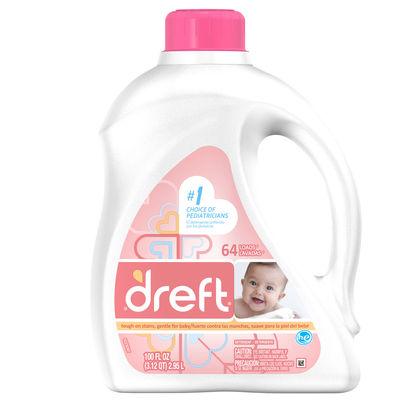Amazon Dreft 2X Ultra Baby HE Liquid Laundry