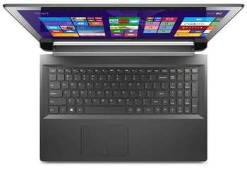 Lenovo Flex 2 15D 15.6-Inch Touchscreen Laptop (59418211) Black