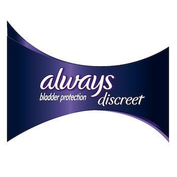 Always Incontinence logo