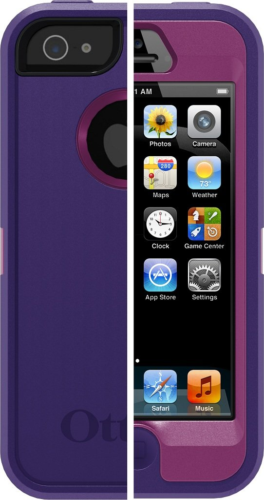 Amazon Com Otterbox Defender Series Case For Iphone 5