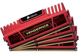 Corsair Vengeance Red 32GB 4x8GB