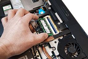 Crucial 4GB Kit 2GBx2 DDR2 667MHz PC2 5300 CL5