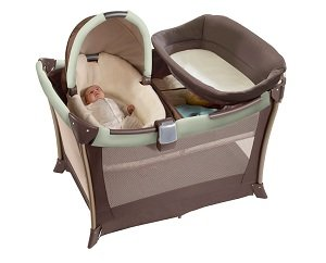 Amazon.com: Graco Day 2 Night Sleep System, Ardmore: Baby