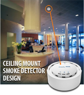 EnGenius EAP350 Smoke Detector Design