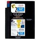 Five Star Advance 2 Subject Notebook