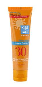 Face Factor Sunscreen