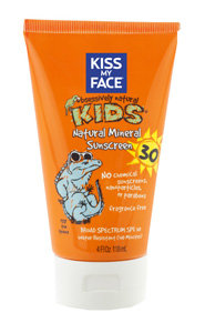 Kids Natural Mineral Sunscreen