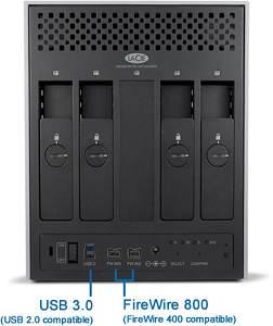 LaCie 4big Quadra USB 3.0