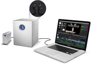 LaCie 5 Big Thunderbolt Series