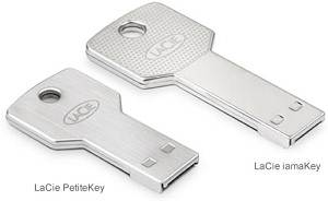LaCie PetiteKey USB 2.0