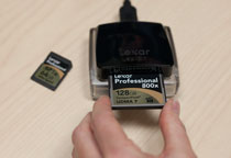 800x Compact Flash