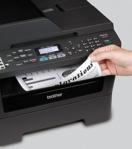 Produce professional two-sided documents with automatic duplex printing