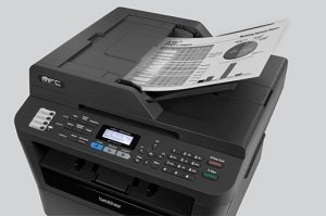35-page capacity auto document feeder
