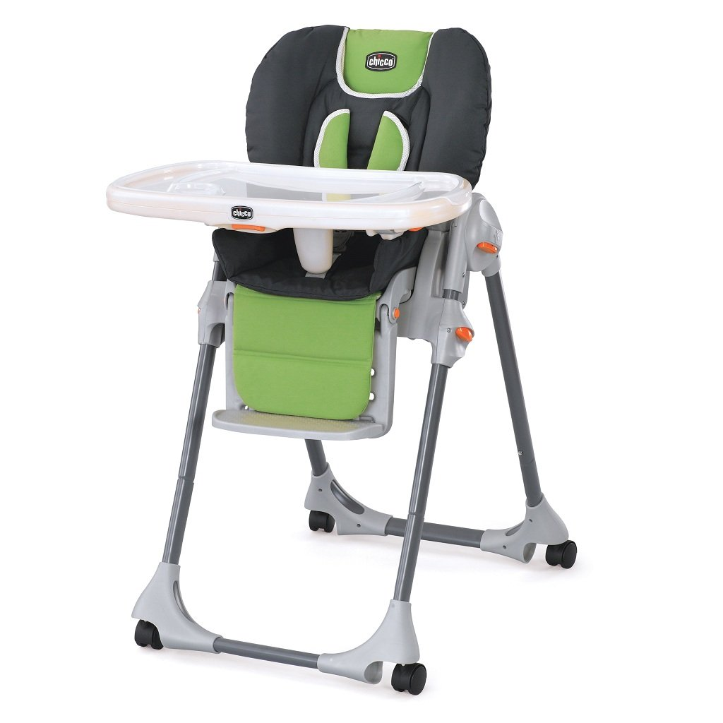 Amazon Chicco Polly Double Pad Fabric Highchair