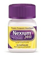 Nexium 24HR Bottle