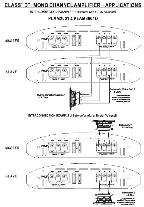 PLAM2001D_diagram pyle plam2001d marine and waterproof vehicle amplifiers on pyle wire diagram at crackthecode.co