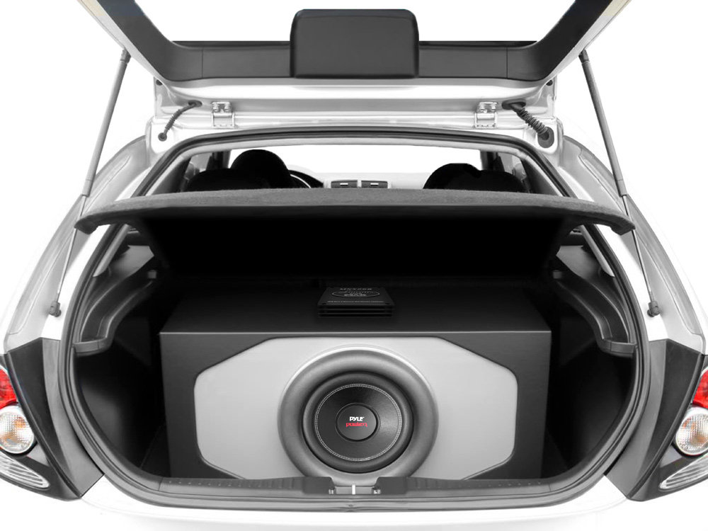 Pyle - PLPW12D - Marine and Waterproof - Vehicle Subwoofers - On the ...