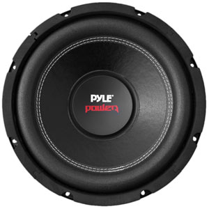 8-Inch Dual Voice Coil Subwoofer