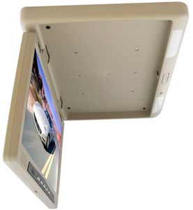 17.5-Inch Roof Mount Monitor