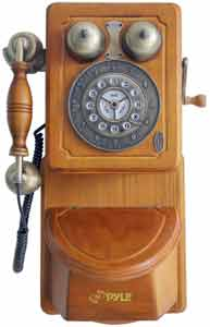 Classic Early Heritage Telephone Reproduction