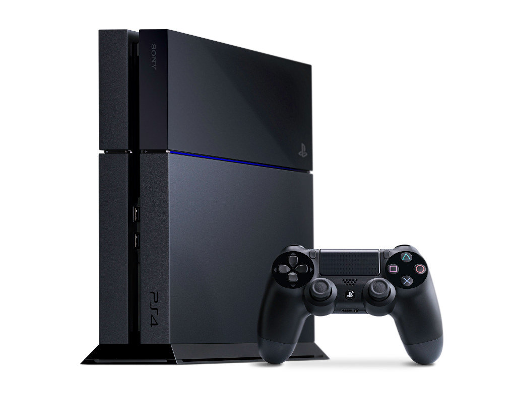 Amazon.com: PlayStation 4 Console: Video Games