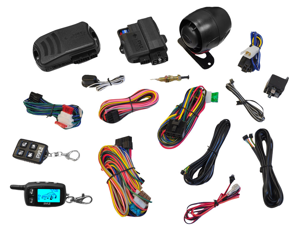 Lovely Bulldog Security Diagrams Tiny Reznor F75 Round Bulldog Security Products Bulldog Alarm System Old Dimarzio Dp Fresh3 Pickup Les Paul Wiring Pyle   PWD901   On The Road   Alarm   Security Systems
