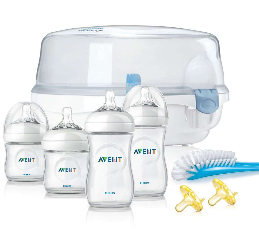 Avent Natural Breastfeeding Made Easy Set