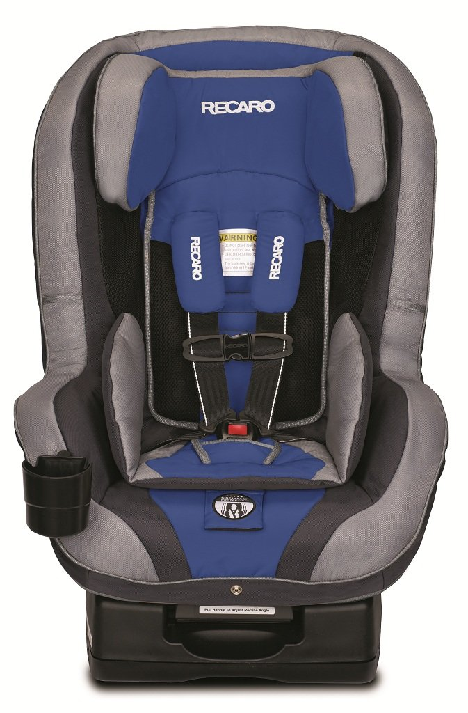 new recaro performance ride convertible car seats with comfort memory foam vibe ebay. Black Bedroom Furniture Sets. Home Design Ideas