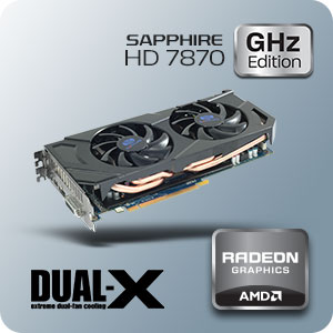 Dual-X extreme dual-fan cooling