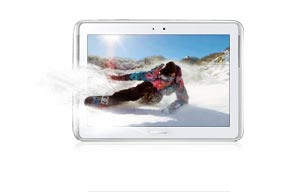 Samsung GalaxyNote101grey img10 Samsung Galaxy Note 10.1 (16GB, White)