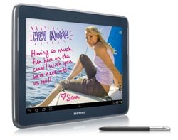 Samsung GalaxyNote101grey img2 ~ Samsung Galaxy Note 10.1 (16GB, Deep Grey) Big Discount