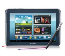 Samsung GalaxyNote101grey img6 Samsung Galaxy Note 10.1 (16GB, Deep Grey)