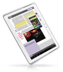 Samsung GalaxyNote101white img5 + Samsung Galaxy Note 10.1 (16GB, White) Promo Offer