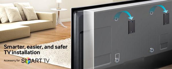 Amazon Com Samsung Wmn450 Mini Wall Mount Electronics