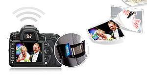 share photos anytime, anywhere