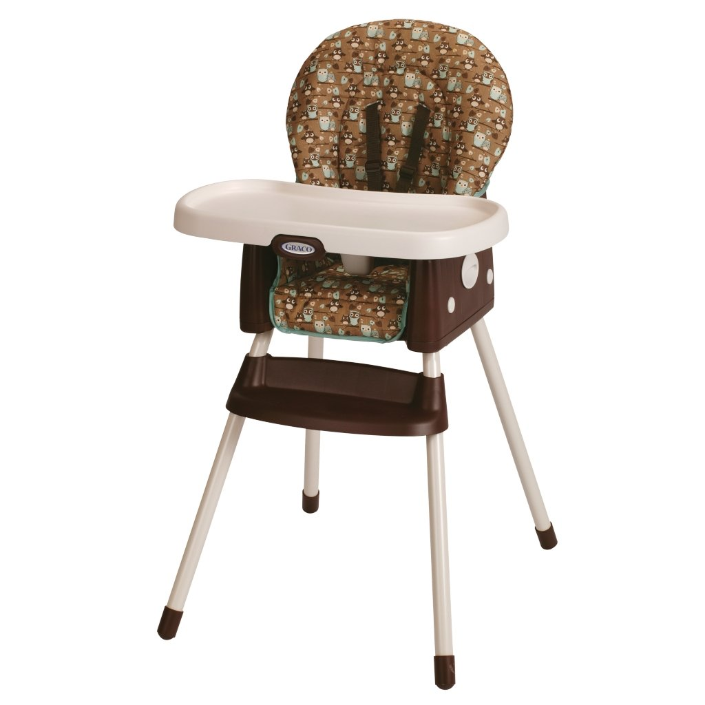 All About Baby Graco Simple Switch Highchair