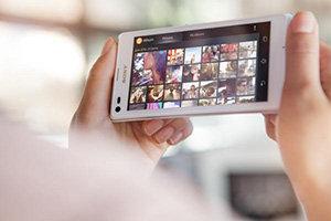 Sony Xperia L Smartphone