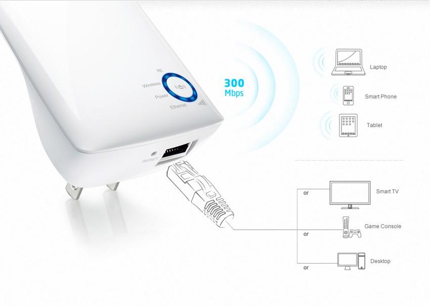 Expand Wi-Fi