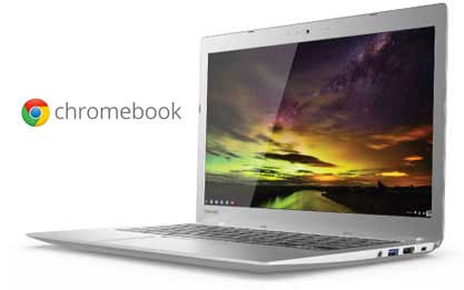 Toshiba CB35-B3340 Review - Great Chromebook laptop