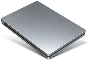 Canvio Slim Portable External Hard Drive