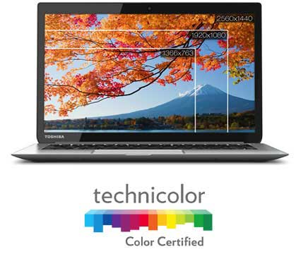 KIRAbook | Technicolor Color Certified