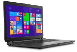 This laptop's 500GB hard drive offers plenty of room for your docs